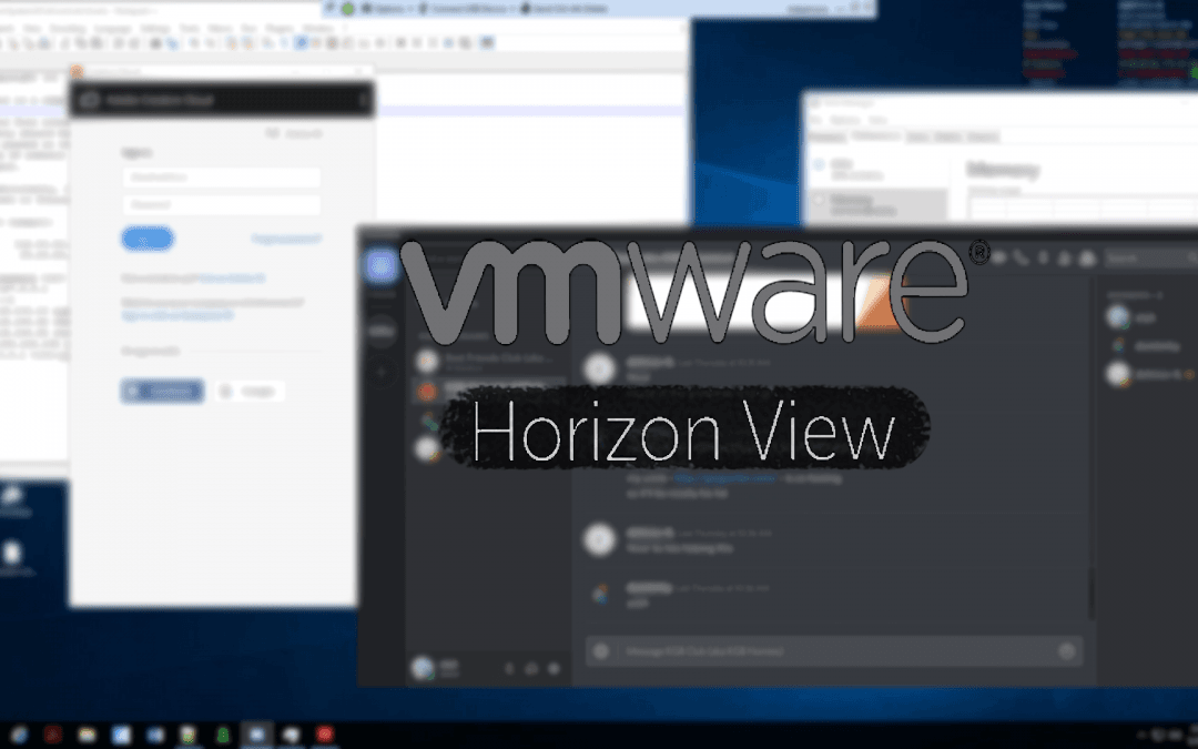 Benefits Of Using VMWare Horizon