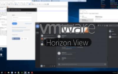 Benefits Of Using VMWare Horizon