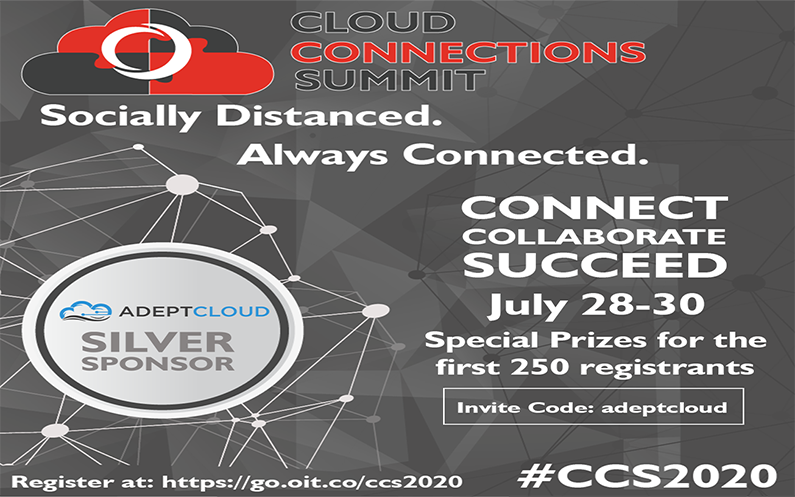 Join us for the 2020 Cloud Connections Summit